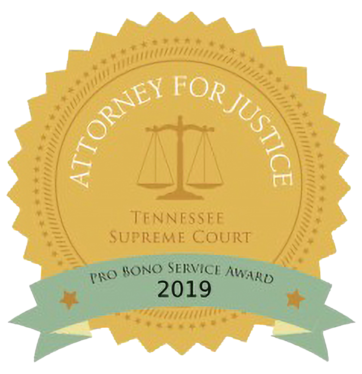 Attorney for Justice 2019