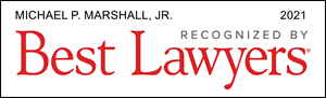 Best Lawyers 2021 Mike Marshall