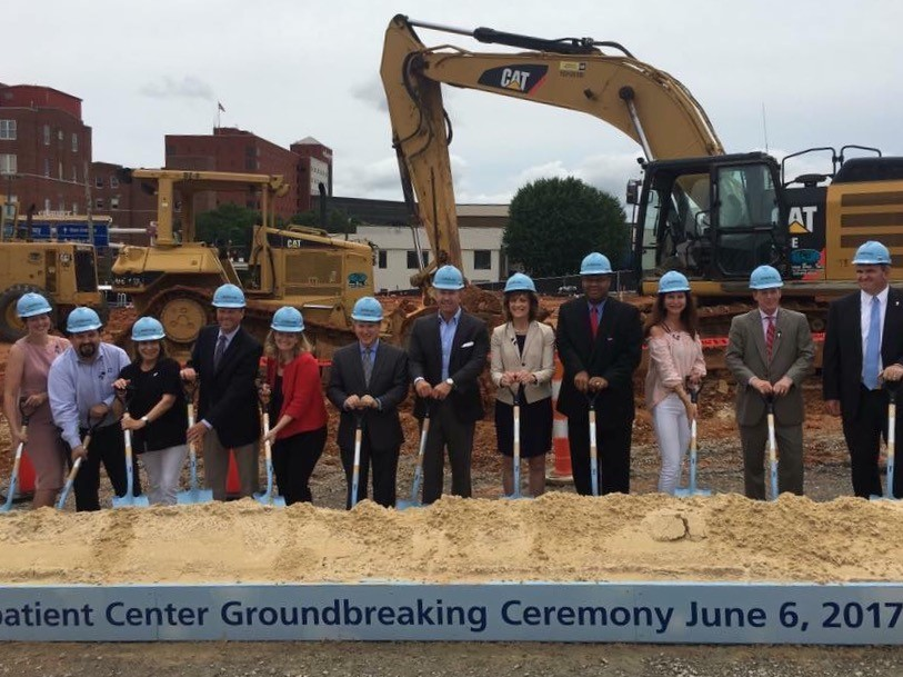 Erlanger Groundbreaking Ceremony